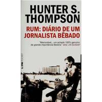 Livro - Rum: Diário De Um Jornalista Bêbado - Livro De Bolso