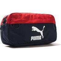 Pochete Puma Bum Bag Marinho E Vermelha