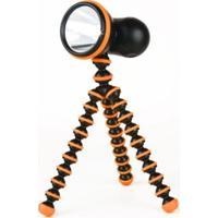 Luminária Com Hastes Flexíveis E Pés Magnéticos - Joby Gorilla - Unissex