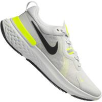 Tênis Nike React Miler - Masculino - Cinza Cla/Preto