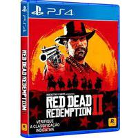 Game Red Dead Redemption 2 Ps4