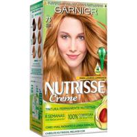 Coloração Nutrisse Garnier 73 Avelã Louro - Unissex-Incolor