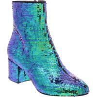 Bota Paetês - Azul Lilásschutz