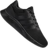 Tênis Adidas Lite Racer 2.0 K Feminino - Infantil - Preto