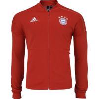 Jaqueta Bayern De Munique 18/19 Zne Adidas - Masculina - Vermelho