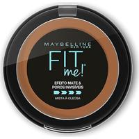 Pó Compacto Maybelline Fit Me N10 Marrom Neutro - Feminino-Incolor