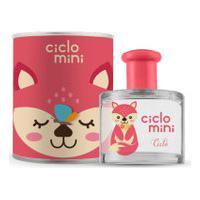 Perfume Ciclo Raposete Infantil Água De Colônia 100Ml