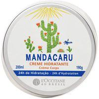 Creme Hidratante Desodorante Corporal Loccitane Au Bresil Mandacaru 200Ml Único