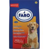 Ração Faro Alimento Premium Sabor Carne Para Adultos 2Kg