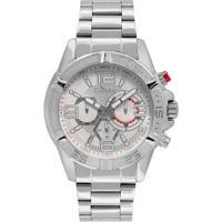 Relógio Condor Masculino Ferragens - Covd54At/3K Covd54At/3K - Masculino-Prata