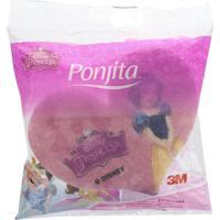 Esponja Banho Ponjita Kids Disney