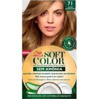 Coloração Wella Soft Color - Tons Claros Louro Acinzentado 71 - Unissex-Incolor