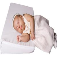 Travesseiro Anti-Refluxo Baby Holder Branco.