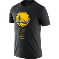 Camiseta Nike Warriors Courtside Logo Masculina