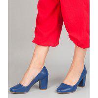Scarpin Soulier Classic - Azul Azul