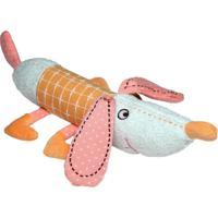 Brinquedo De Pelúcia Cachorro Rosa - Storki