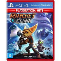 Jogo Ratchet And Clank Ps4 Sony