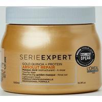 Máscara Light De Tratamento L'Oréal Professionnel Absolut Repair Gold Quinoa + Protein - 500Ml - Feminino-Incolor