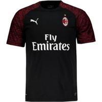 Camisa Puma Milan Third 2019 N°9 Higuain Masculina - Masculino
