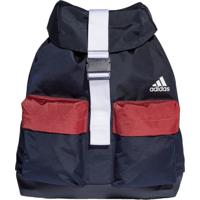 Bolsa Adidas W Fla Id Bp Ts Azul