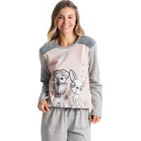 Pijama Friends Longo