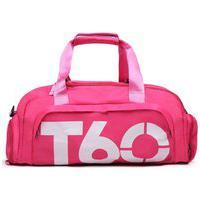 Bolsa Feminina T60 Blogueira Mala Esportiva Academia