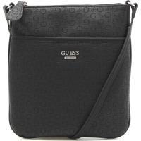 Bolsa Guess Logo Preta