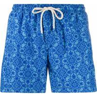 Peninsula Swimwear Short De Natação Marettimo M2 - Azul