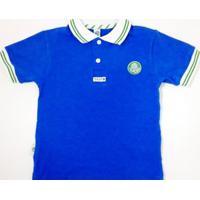 Camiseta Polo Reve D'Or Sport Palmeiras Azul Royal