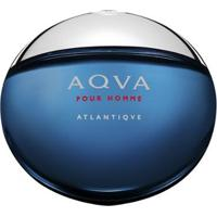 Perfume Masculino Aqva Atlantique Bvlgari Eau De Toilette 100Ml - Unissex
