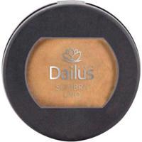 Sombra Uno Dailus Nº02 - Dourada - Unissex-Incolor