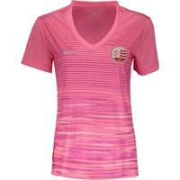Camisa Topper Nautico 2018 Outubro Rosa Feminina - Feminino