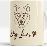 Caneca Dog Lover