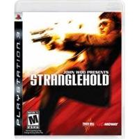 Jogo John Woo Presents: Stranglehold - Ps3