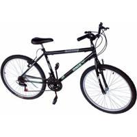 Bicicleta Aro 26 Mtb Onix 18Marchas Adesivo - Unissex