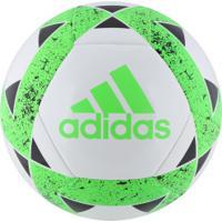 63fd21b1f1 Bola De Futebol De Campo Adidas Starlancer V - Branco Verde Cla