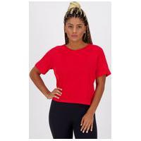 Camiseta Fila Train Essentials Feminina Vermelha