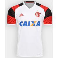 Camisa Flamengo Ii 16/17 S/Nº Torcedor Adidas Masculina - Masculino
