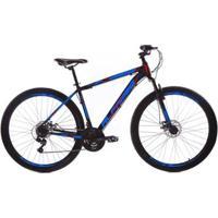 Bicicleta Aro 29 Alfameq Nx Freio A Disco 21 Marchas - Unissex