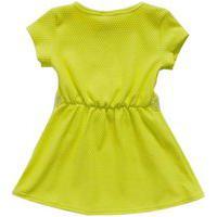 Vestido Infantil Menina Moderna Em Interlock Milon-2