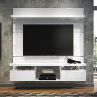 Painel Para Tv 55 Polegadas Livin Branco 160 Cm