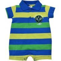Macacão Curto Bebê Tilly Baby Tennis - Masculino