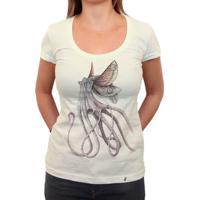 Borbolepolvo - Camiseta Clássica Feminina