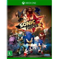 Jogo Sonic Forces Para Xbox One (Xone) - Sega