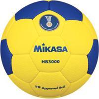 Bola Oficial De Handebol Hb3000 Padrão Ihf Mikasa - Unissex