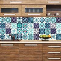 Adesivo Azulejos Modernos 12 (15X15Cm)