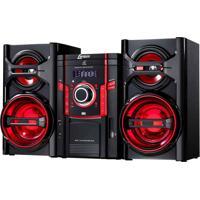 Micro System Lenoxx Ms-844 Rádio Mp3 Usb Auxiliar 50W Rms
