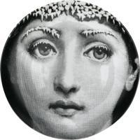 Fornasetti Prato Decorativo - Preto