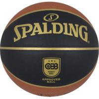 Bola De Basquete Spalding Tf-250 - Laranja Esc/Preto