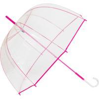 Guarda-Chuva Fazzoletti Transparente Rosa